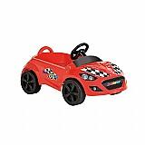 Carro roadster vermelho bandeirante - 427